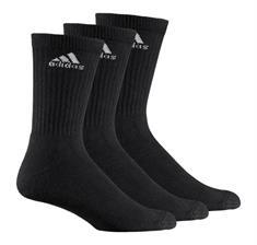 Adidas 3-pack sportsokken
