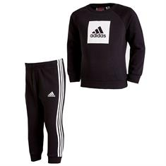 Adidas 3-Stripes Fleece Baby/Peuter Joggingspak