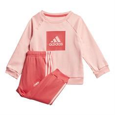 Adidas 3-Stripes Fleece Baby/Peuter Joggingspak