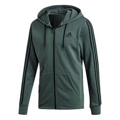 Adidas 3-Stripes Full Zip Hoodie