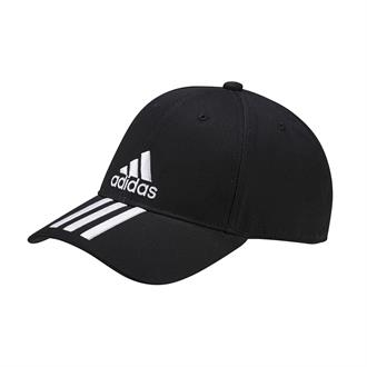 Adidas 6 Panel 3-stripes Coton Cap
