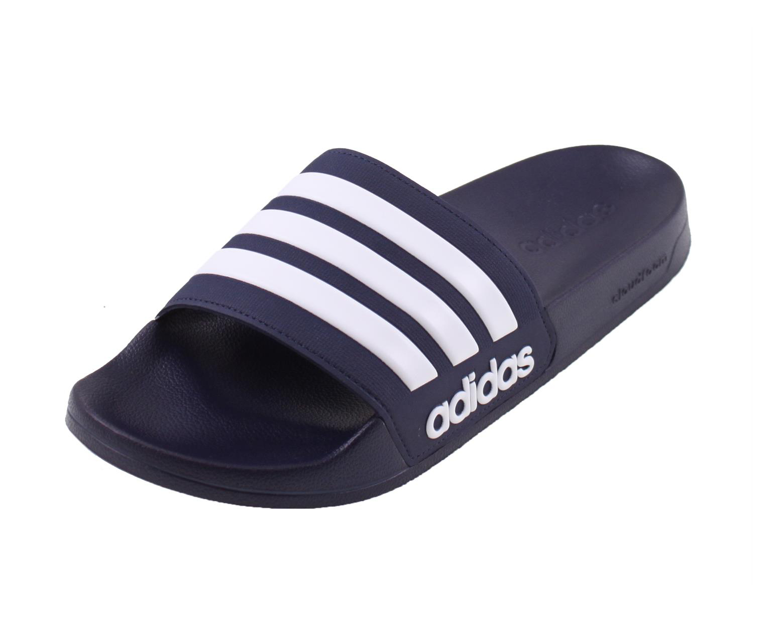 adidas cloudfoam heren slippers