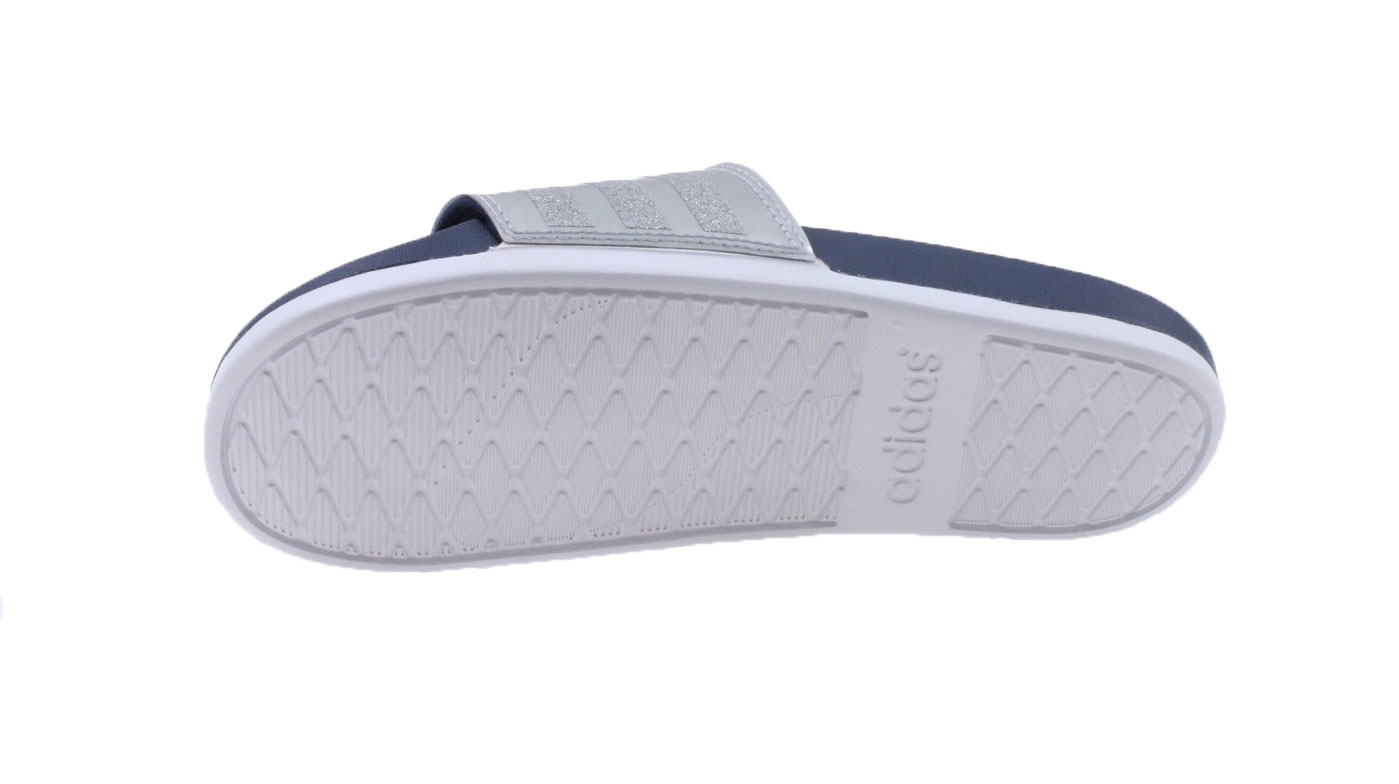 best website 4abc3 77218 Adidas Adilette Cloudfoam Plus Explorer Badslippers. CG3411 Collegiate Navy  Ftwr White. Product afbeelding Product afbeelding Product afbeelding  Product ...