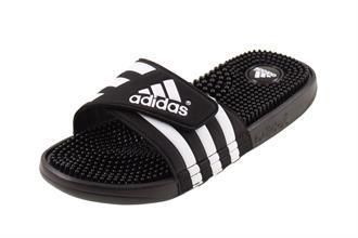 uk availability 6f4b4 fb8e2 Adidas ADISSAGE ZWART