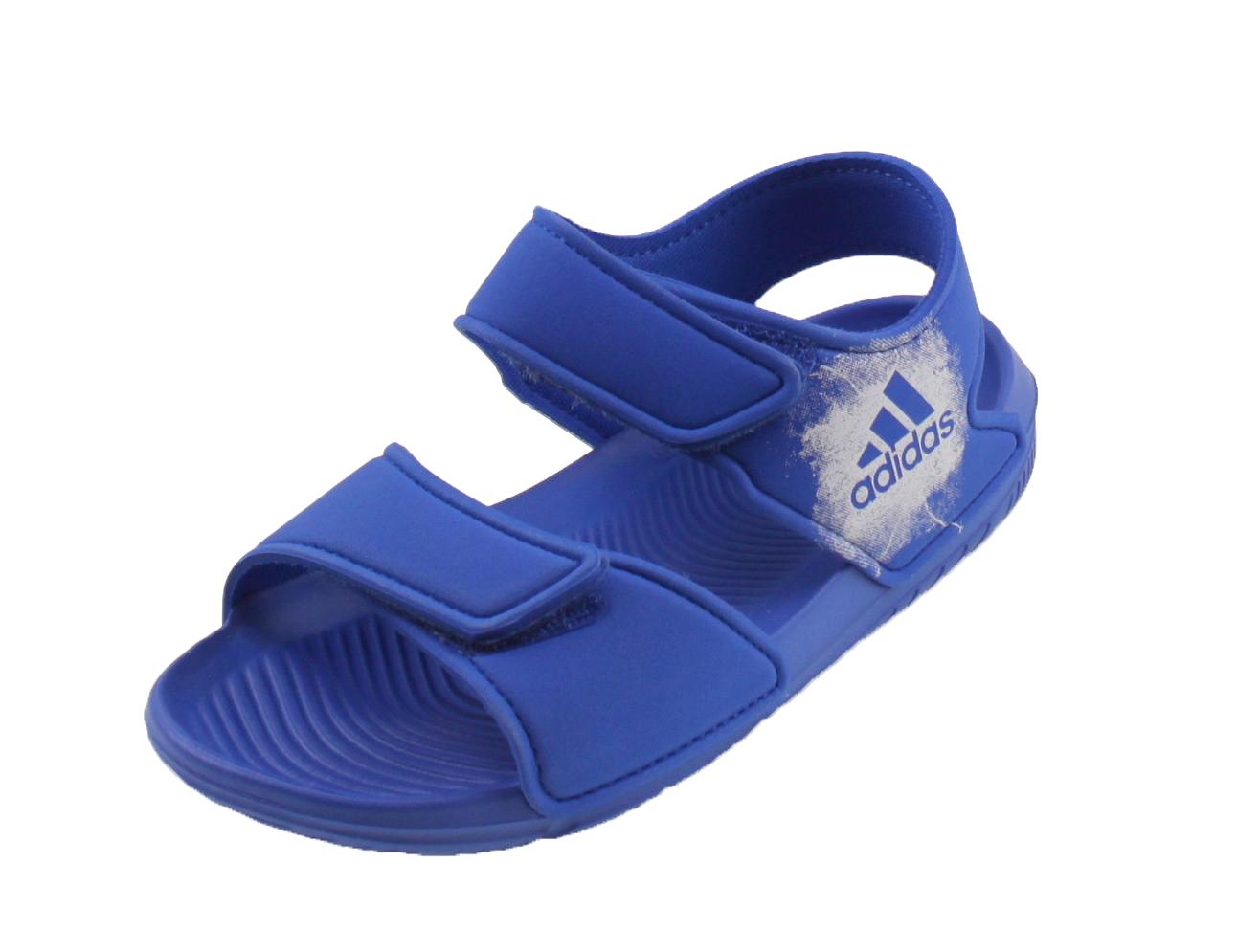d13811db61b Adidas Altaswim sandalen BLAUW online kopen bij Sportpaleis.