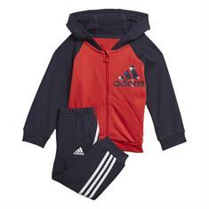 Adidas Badge og Sports Logo Full Zip Jogger