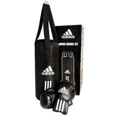 Adidas Boxing Set Bokszak met Bokshandschoenen