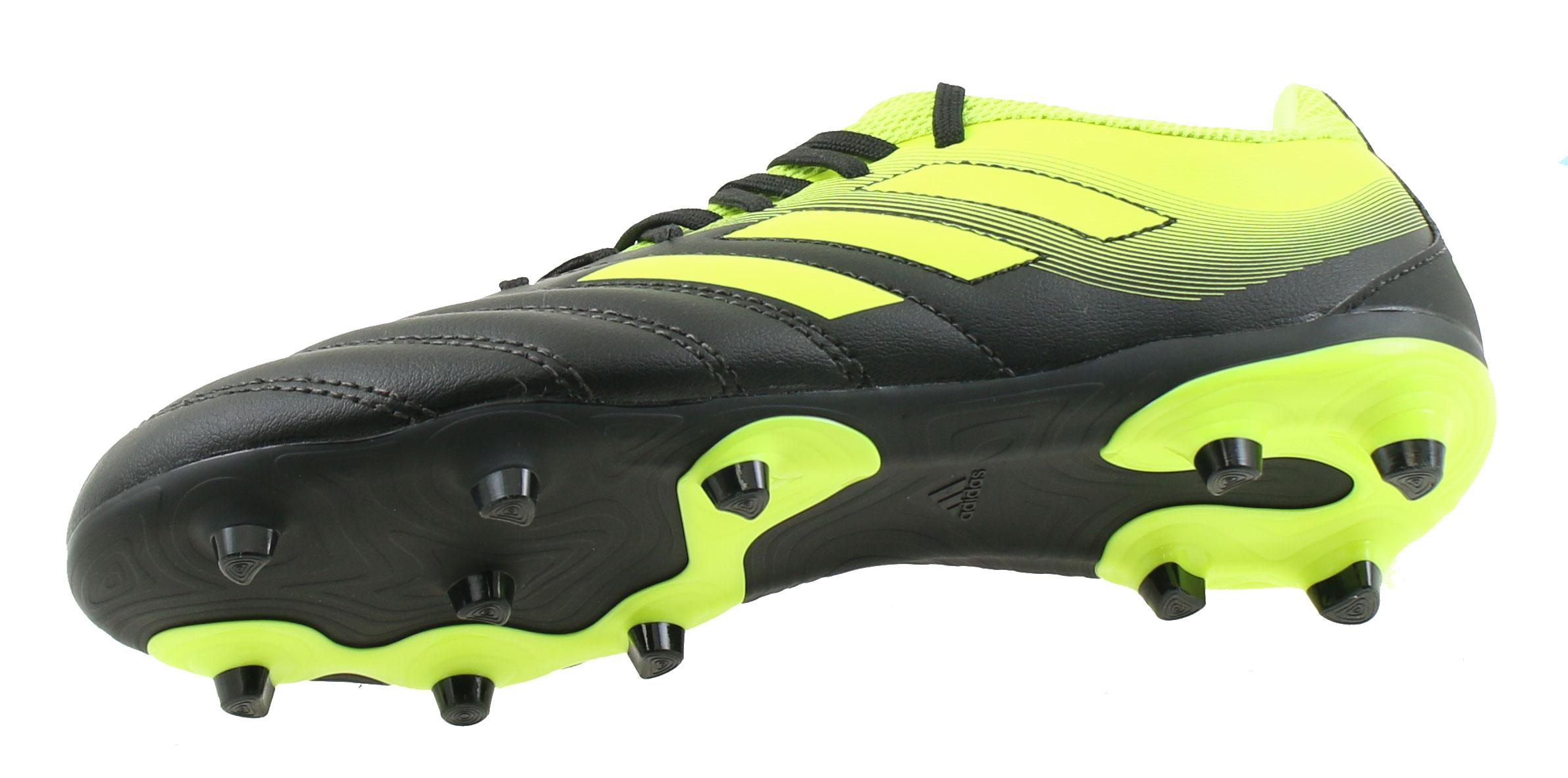 quality design cf697 a796d Adidas Copa 19.3 FG Junior. D98080 Core Black Solar Yellow. Product  afbeelding Product afbeelding Product afbeelding Product afbeelding