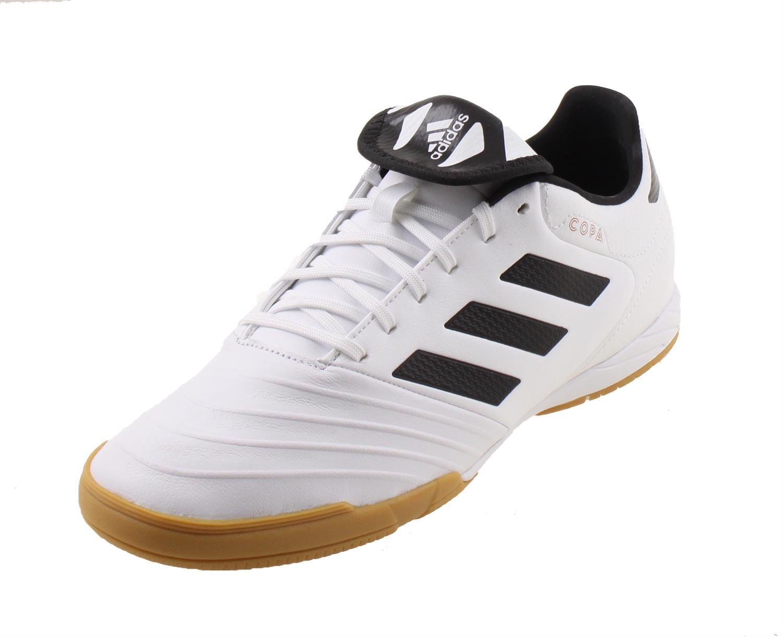 more photos 9298b 8a332 Adidas COPA TANGO 18.3 INDOOR. CP9016 unning White Black Tactile Gold  Metallic