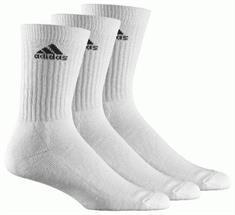 Adidas Cushioned Crew Sokken 3-Paar