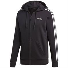 Adidas Essentials 3 Stripes FZ Hoodie
