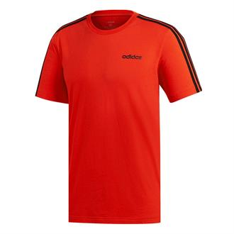 Adidas Essentials 3 Stripes Tee T-Shirt