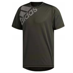 Adidas Freelift Badge Of Sport Graphic T-Shirt