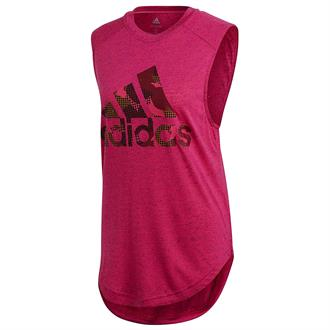 Adidas Here To Create Muscle Tee Singlet