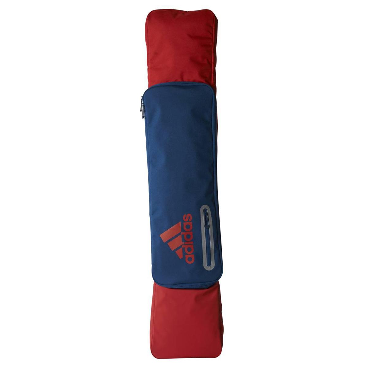 52d4679c262 Adidas Hockey Stickbag Hockeytas ROOD/BLAUW online kopen bij ...