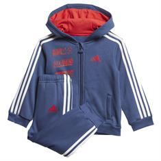 Adidas Logo Fleece Baby/Peuter Joggingspak