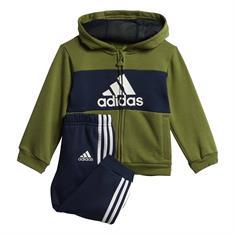 Adidas Logo Hooded Joggingpak