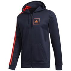 Adidas M 3S Pique FZ
