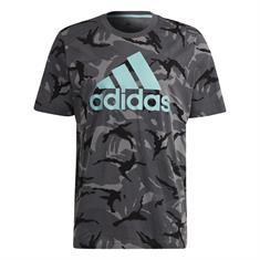 Adidas M CAMO AOP T