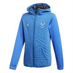 Adidas Messi Full Zip Hoodie Sweater