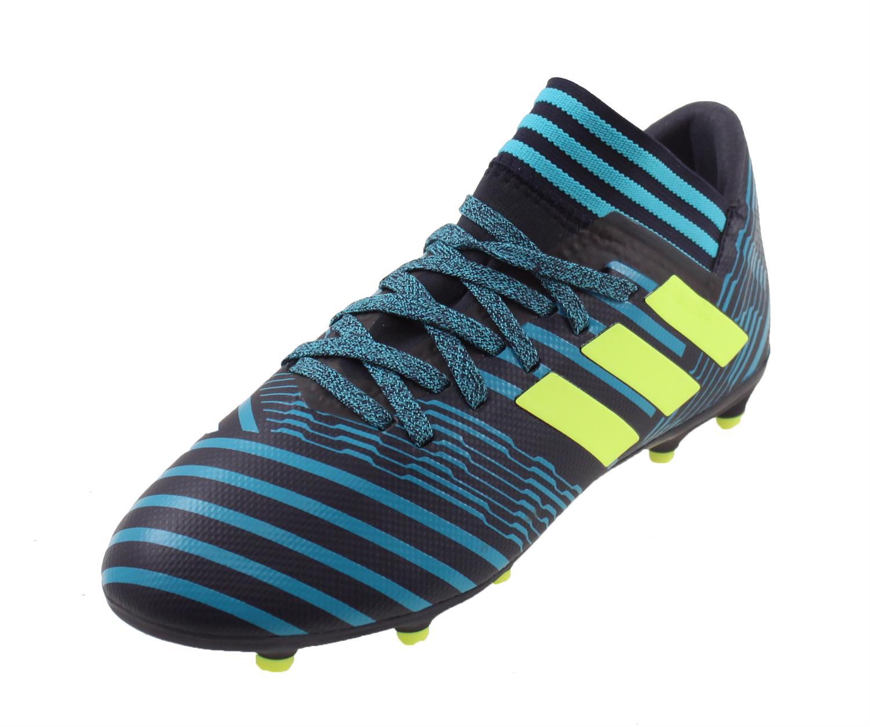 reputable site 5c800 171da Adidas Nemeziz 17.3 FG Junior. S82427 Legend Ink Solar Yellow Energy Blue.  Product afbeelding ...