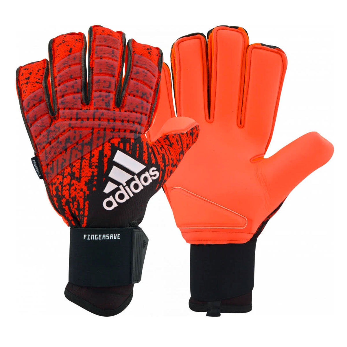 first look newest collection sale usa online Adidas Predator Pro Fingersave Keepershandschoenen