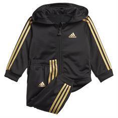 Adidas Shiny Full Zip Baby/Peuter Trainingspak