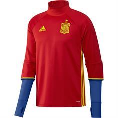 Adidas Spanje Training Top Lange Mouw