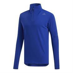 Adidas Supernova 1/2 zip hardloopshirt lange mouw