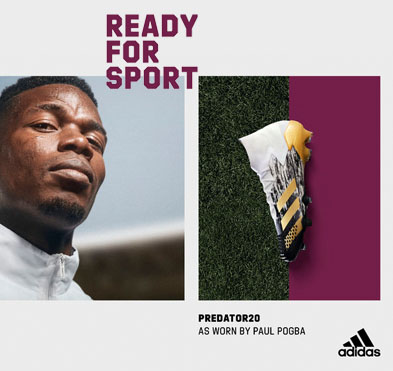 Adidas voetbalschoenen 2020