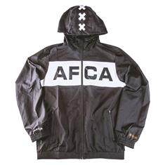 AFCA Full zip Windbreaker jack