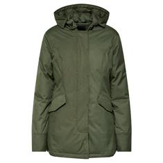 Airforce 2 Pocket Parka Herringbone Winterjas