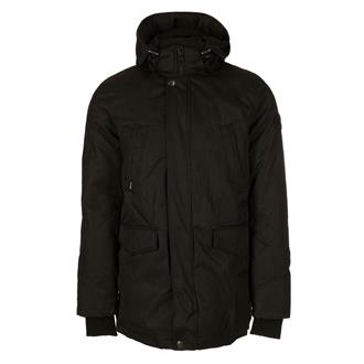 Airforce 2 Tone Slimfit Parka Winterjas