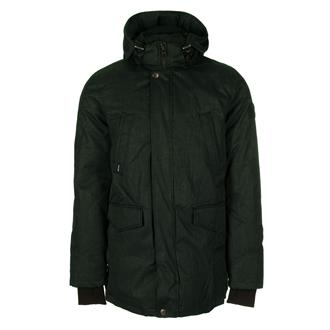 Airforce 4 pocket 2 tone Slimfit Parka Winterjas