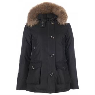 Airforce 4 Pocket Basic Parka Winterjas