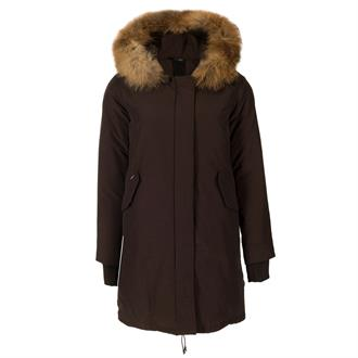 Airforce Fishtail Long Parka RF