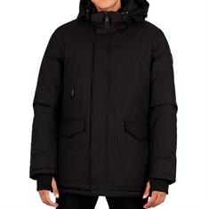 Airforce Slimfit Parka Herringbone Winterjas