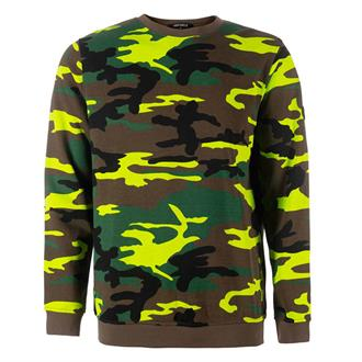 Airforce Sweater camo