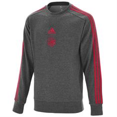 Ajax 3 Stripes Crew Sweater Oude logo