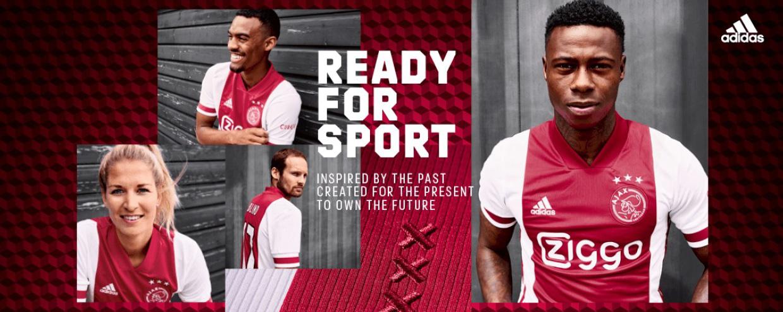 Ajax thuis collectie 2020-2021