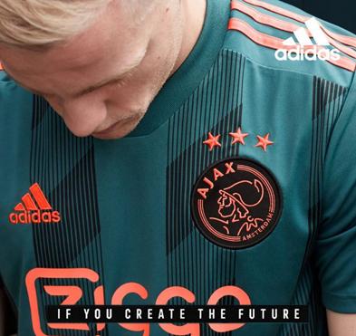 Ajax uit collectie 2019