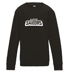 ALMERE SAILORS SWEATER TEKST LOGO