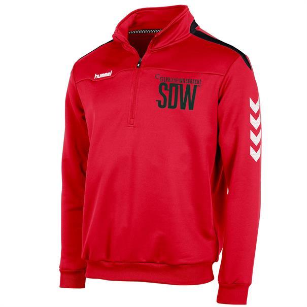 ASC SDW Half Zip Trainingstop