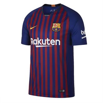 Barcelona Breathe Squad Stadium Home voetbalshirt 18/19