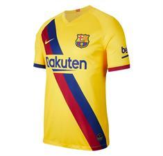 Barcelona Breathe Stadium Uitshirt 2019/2020 Junior