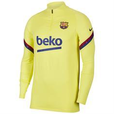 Barcelona FCB M NK DRY STRK DRIL TOP
