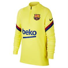 Barcelona FCB Y NK DRY STRKE DRIL TOP