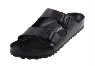 Birkenstock Arizona Eva Slippers Zwart