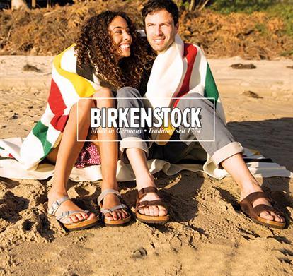 Birkenstock dames en heren
