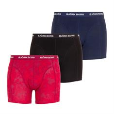 Bjorn Borg SHORTS SAMMY BB 3P